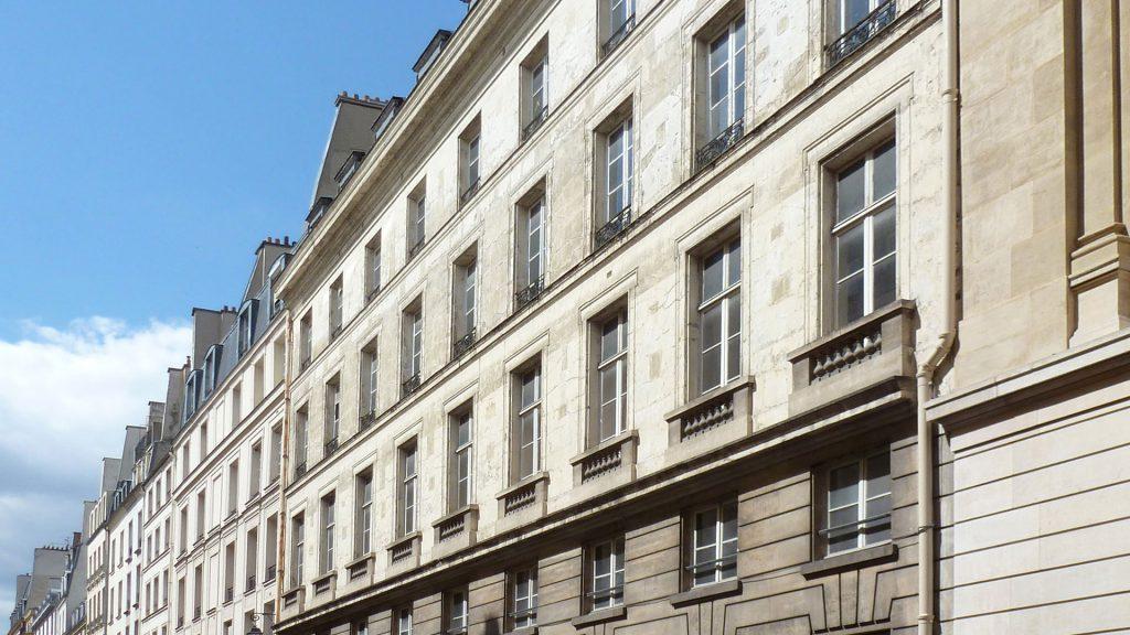 7640cdae865 Première pierre de 18 logements sociaux dans le 7ème arrondissement ...